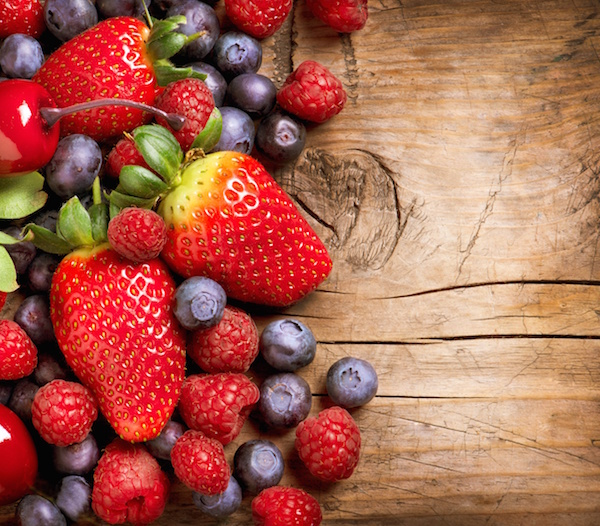 10 Daily Servings of Fruits, Veggies a Recipe for Longevity