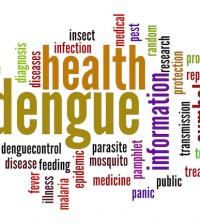 Dengue word cloud
