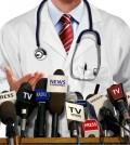 Doctor Press and Media Conferance
