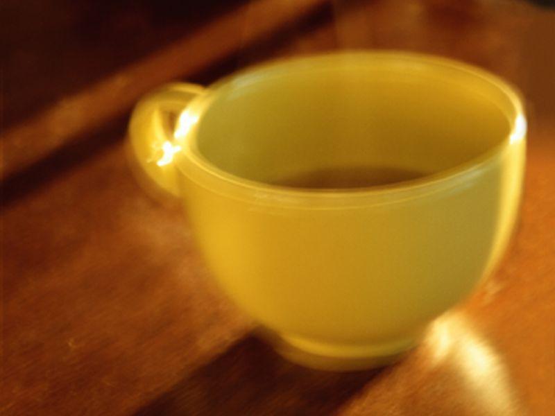 Gung Ho for Green Tea