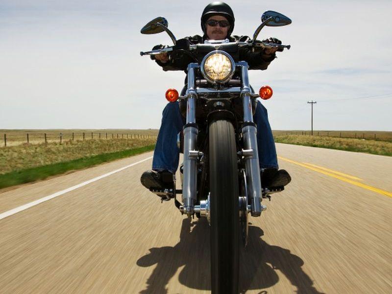 Motorcycle Crashes Far More Deadly Than Car Crashes