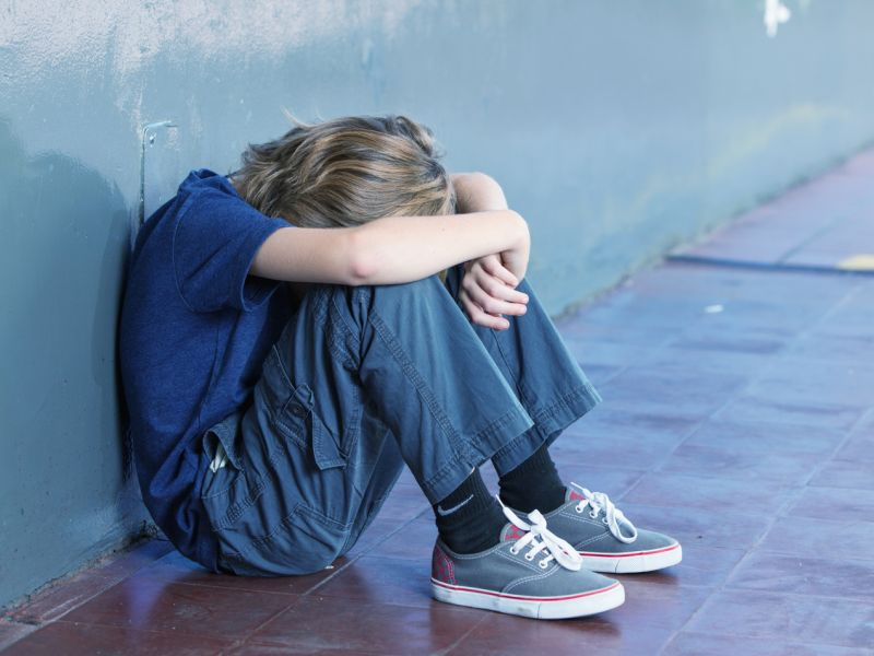 Severe Bullying Tied to Mental Health Woes in Teens