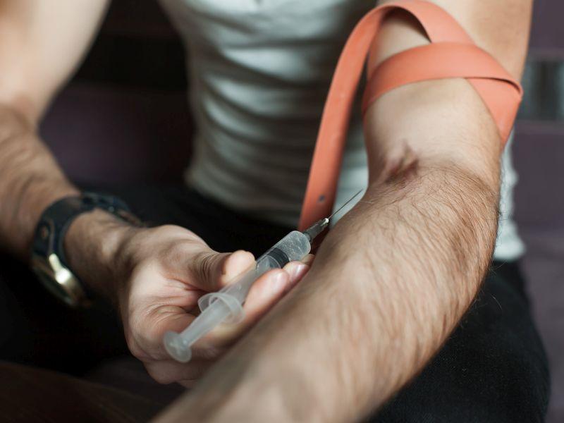 Fentanyl Test Strips May Help Stem OD Deaths