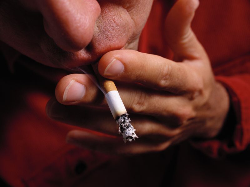 As Younger Men's Smoking Rises, So Does Their Stroke Risk