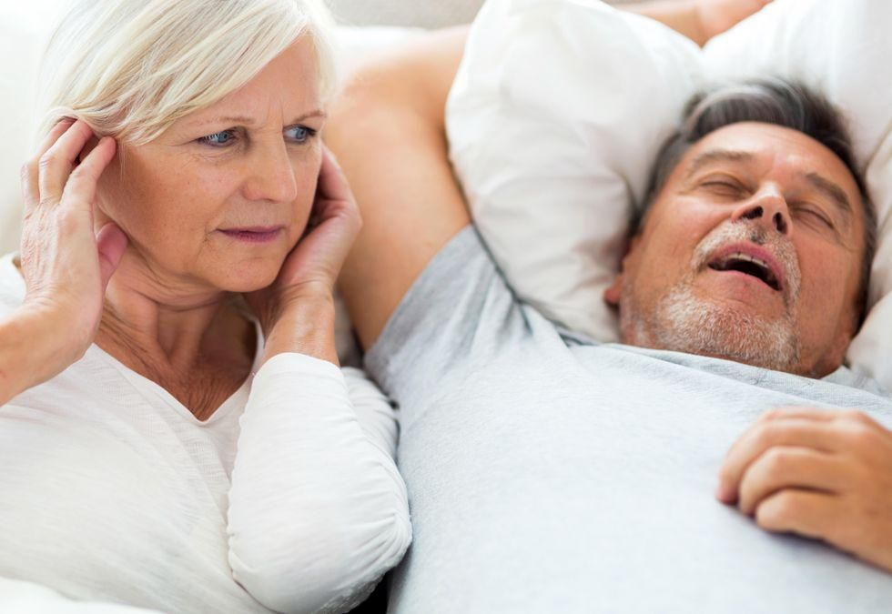 More Than a Snore? Recognize the Signs of Sleep Apnea